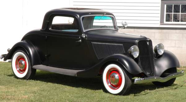 33 Ford 3 Window