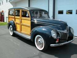 39 Ford Wagon