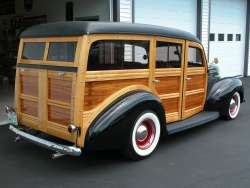 Link to '40 Ford Wagon