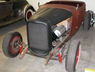 '32 Roadster : Before