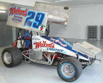 Weikert/Wolfgang Sprint Car